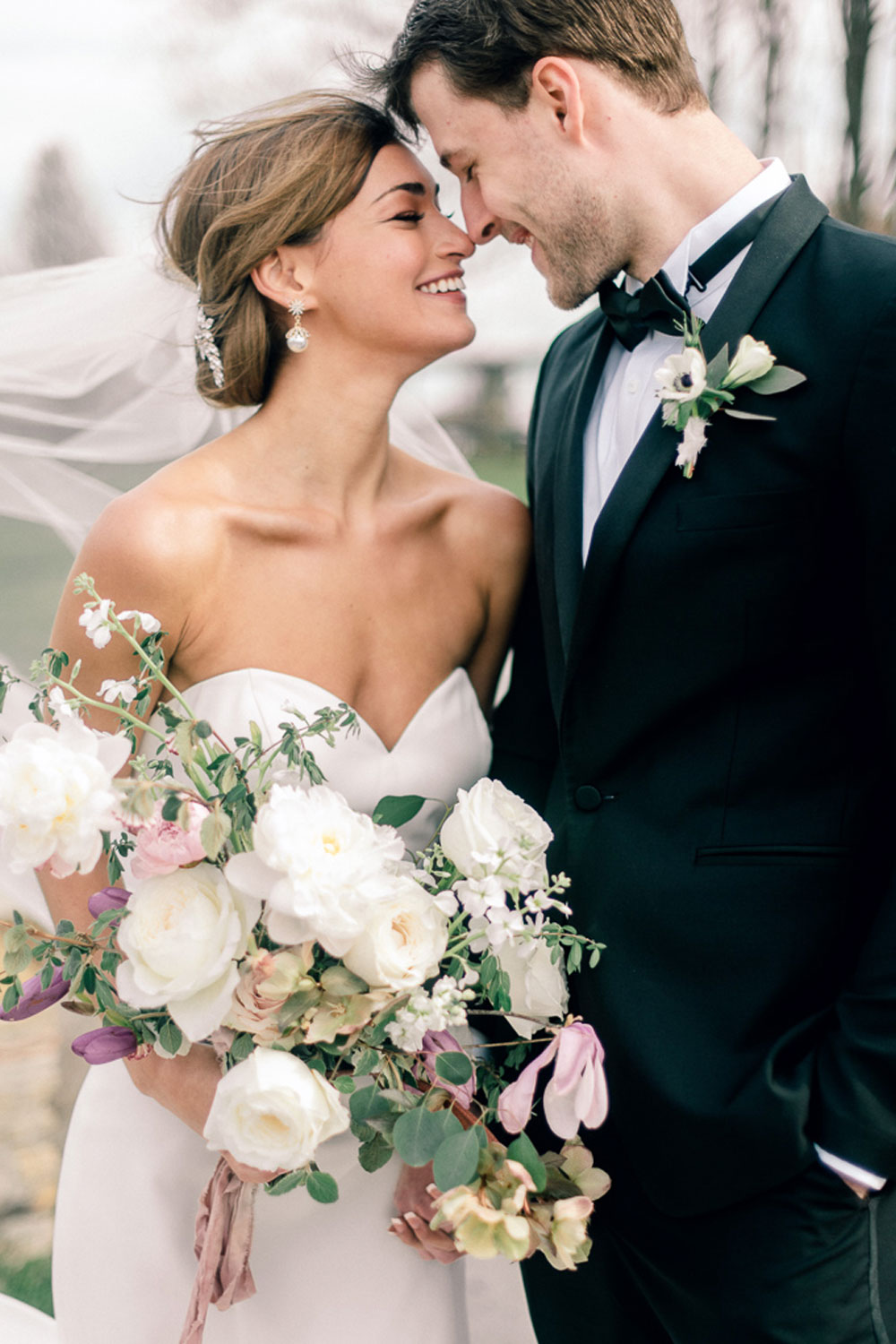 Northern Virginia Wedding Planners | K Bella Events | Photo of Bride & Groom