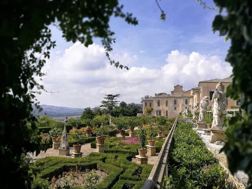 Destination Wedding Planner Italy venue Villa Buonaccorsi in Le Marche Italy
